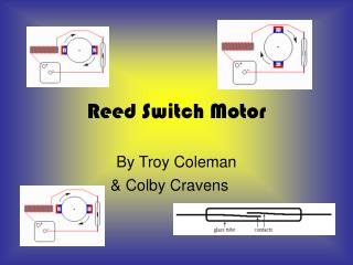 Reed Switch Motor