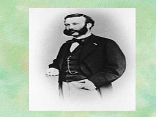 JEAN HENRI DUNANT - PROMOTER OF RED CROSS