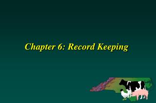 Chapter 6: Record Keeping