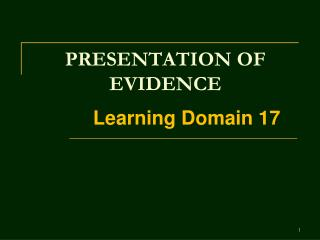 direct vs circumstantial evidence essay