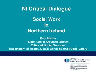 NI Critical Dialogue