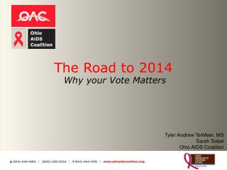 The Road to 2014