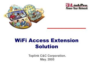 WiFi Access Extension Solution