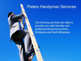 Peter Handyman