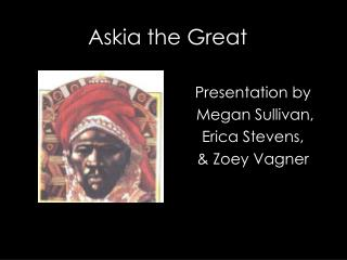 Askia the Great