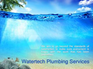 Watertech Services