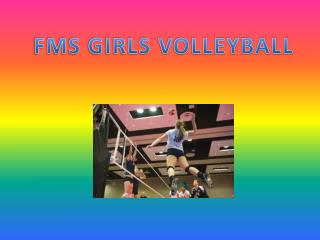 FMS GIRLS VOLLEYBALL