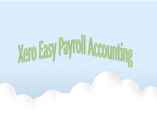 Xero Accouting