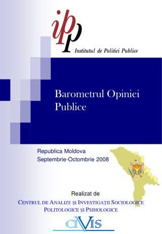 Barometrul Opiniei Publice