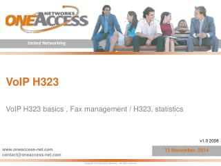 VoIP H323
