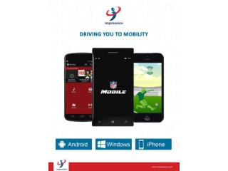 iOs & Android Development in Noida | Impressico business Sol