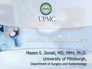 Clinical Trials in Surgery