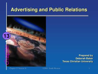 Advertising and Public Relations