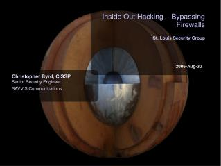 Inside Out Hacking – Bypassing Firewalls