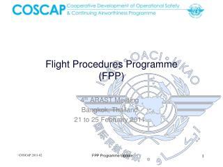 Flight Procedures Programme (FPP)