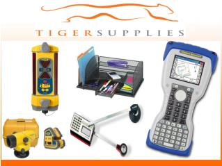 A Leader Supplier of Surveying Equipments