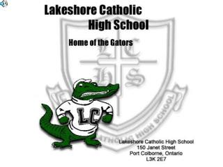 The best high school in the Niagara region located in Port Colborne, Ontario.