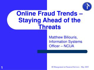 Online Fraud Trends – Staying Ahead of the Threats
