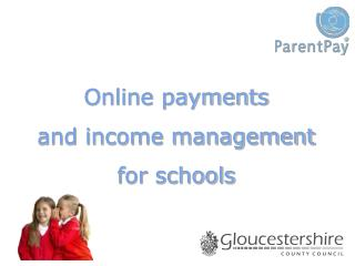Online payments and income management for schools