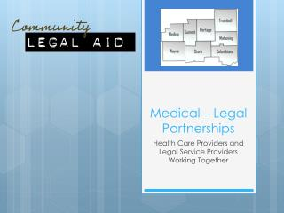 Medical – Legal Partnerships