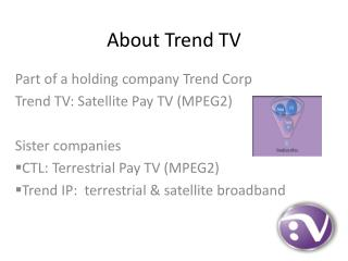 About Trend TV