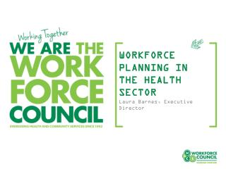WORKFORCE PLANNING IN THE HEALTH SECTOR