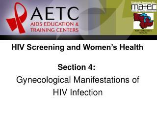 HIV Screening and Women's Health