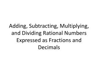1. Write each rational number in lowest term (similar to p.48 #45-51)