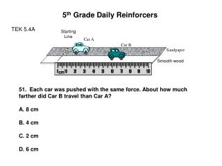 5 th  Grade Daily Reinforcers TEK 5.4A