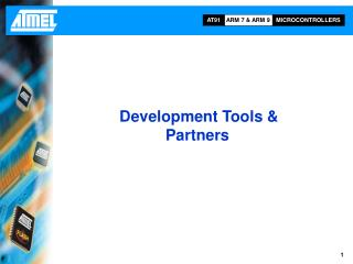Development Tools & Partners