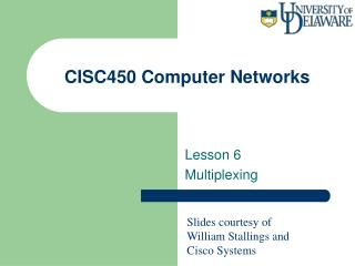 CISC450 Computer Networks