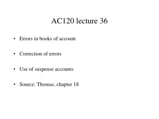 AC120 lecture  36