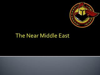 The Near Middle East