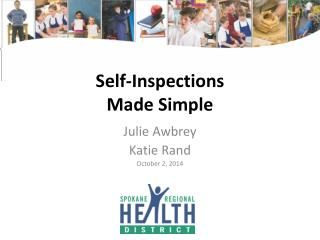 Self-Inspections  Made Simple
