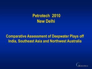Petrotech  2010  New Delhi