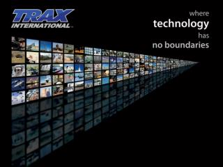 TRAX International Overview