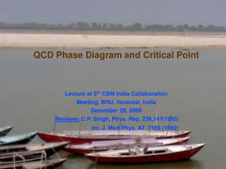 QCD Phase Diagram and Critical Point