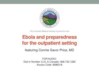 Ebola and  preparedness  for the outpatient  setting