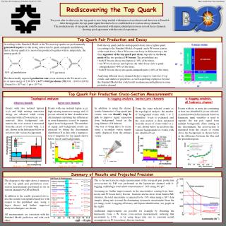 Rediscovering the Top Quark