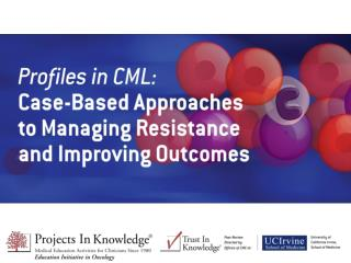 Profiles in CML:  Overview of Practice Challenges