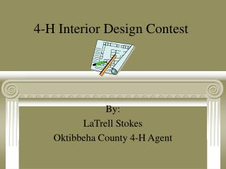 4-H Interior Design Contest