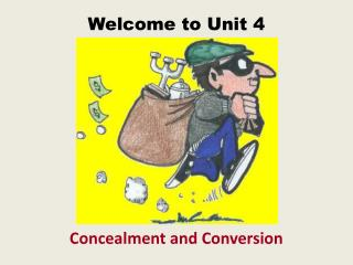 Welcome to Unit 4