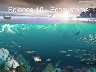Science 10 - Ecosystems