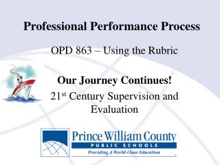 Professional Performance Process