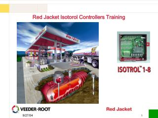 Red Jacket Isotorol Controllers Training