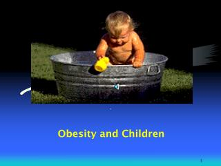 Obesity and Children