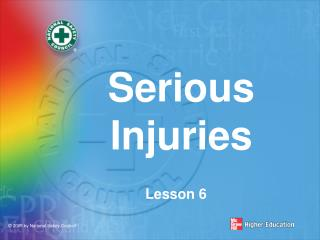 Serious Injuries
