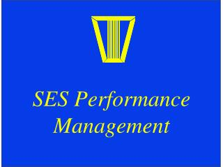 SES Performance Management