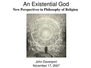 An Existential God New Perspectives in Philosophy of Religion