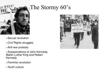 The Stormy 60's